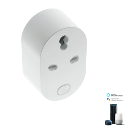 WiFi Smart Plug with Energy...